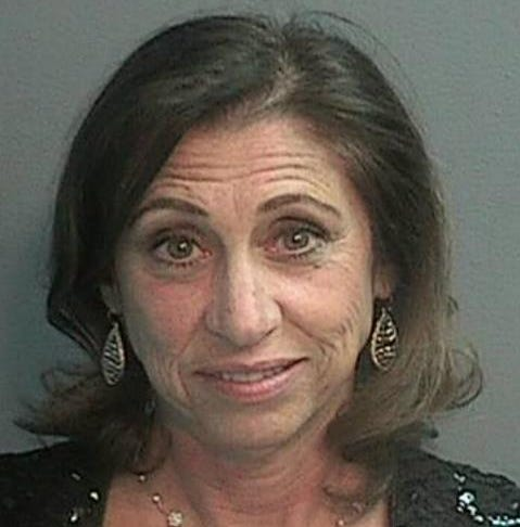 Wayne cops: Woman charged with DWI threatened to fake injury and blame arresting officers