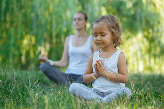 There are also tools parents can use to teach their child about mindfulness.