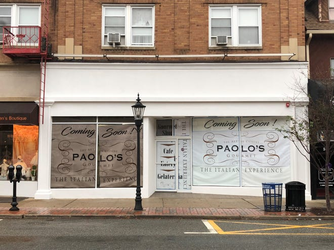 Paolo's Gourmet will open before the holidays in Westwood.