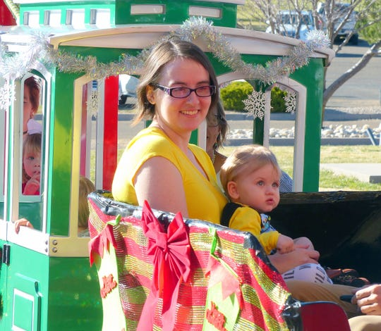 Eighty vendors will be selling their merchandise and children can enjoy a train ride outside at the annual Ruidoso Valley Greeters Christmas Jubilee in November.