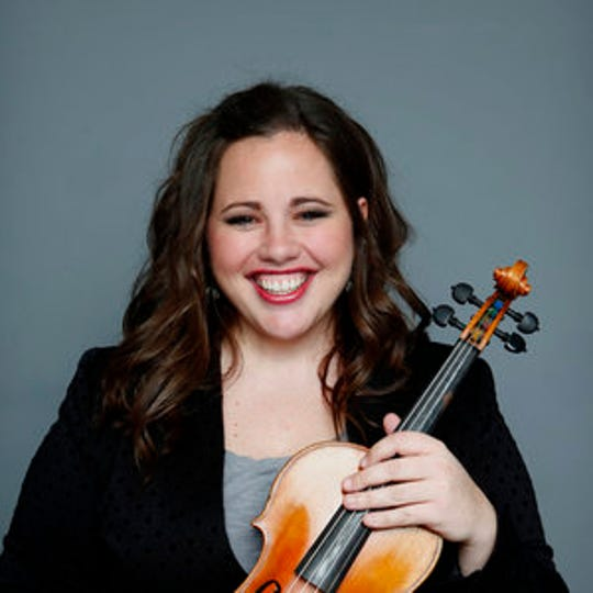 Heidi Wright: Co-founder of Tetra String Quartet