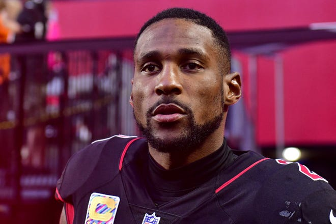 Cardinals cornerback Patrick Peterson evidently doesn't want to be. in Arizona.