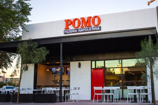 Pomo Pizzeria Downtown Phoenix New Exterior