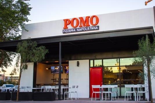 Pomo Pizzeria Downtown Phoenix New Exterior