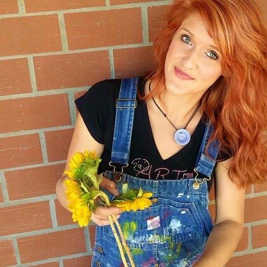 Paige Reesor: Art teacher