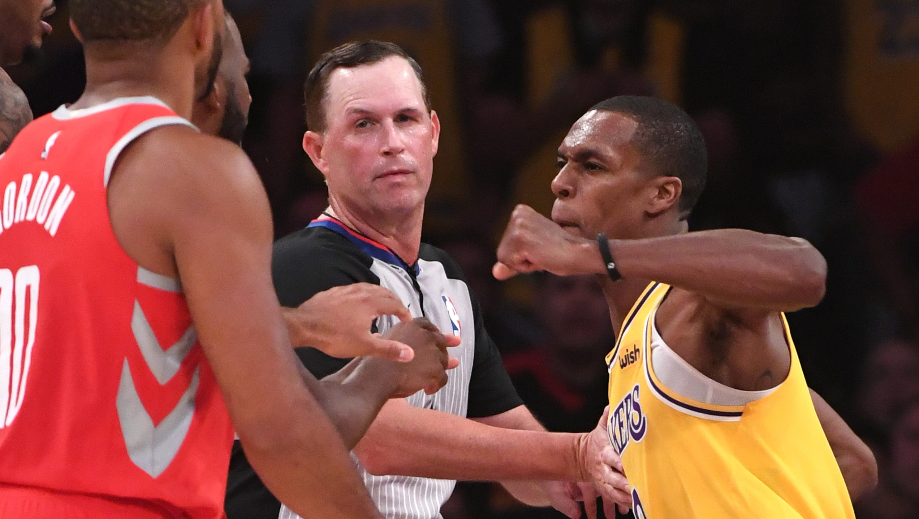 df5a516d2a4 Mike D Antoni on Rockets suspensions   I m just glad they didn t suspend  Boris Diaw again . Oct. 20  Lakers forward LeBron James ...