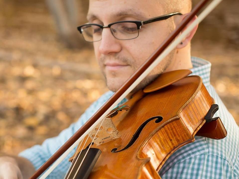 Louis Privitera: Co-founder of Tetra String Quartet