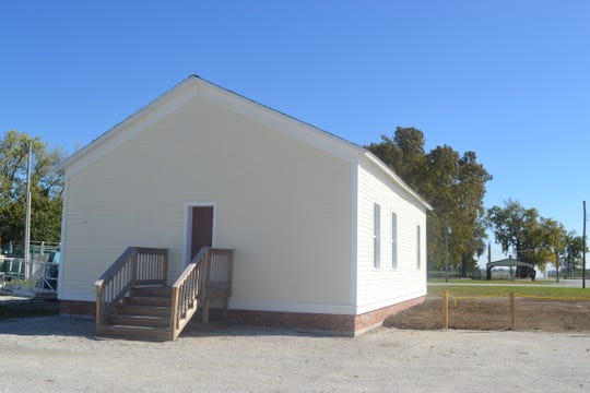 The Genoa Historical Society has spent the last year renovating the village's Heritage Hall, which has a rich history dating back to its 1856 construction.