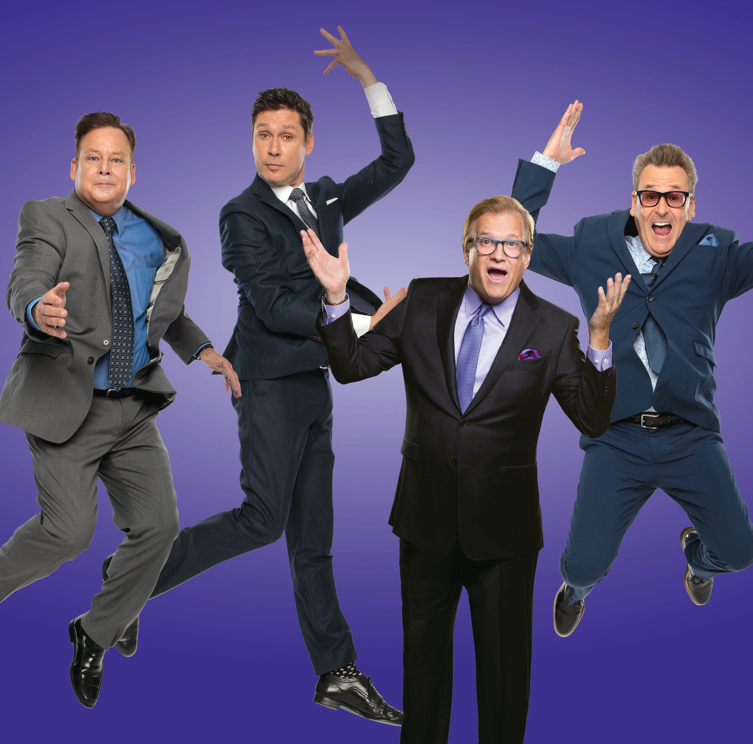 Drew Carey, Live 'Whose Line Is It Anyway?' coming to UPAC