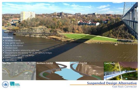 Kaal Rock suspended design proposal