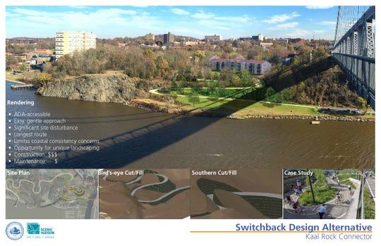 Kaal Rock Switchback design proposal