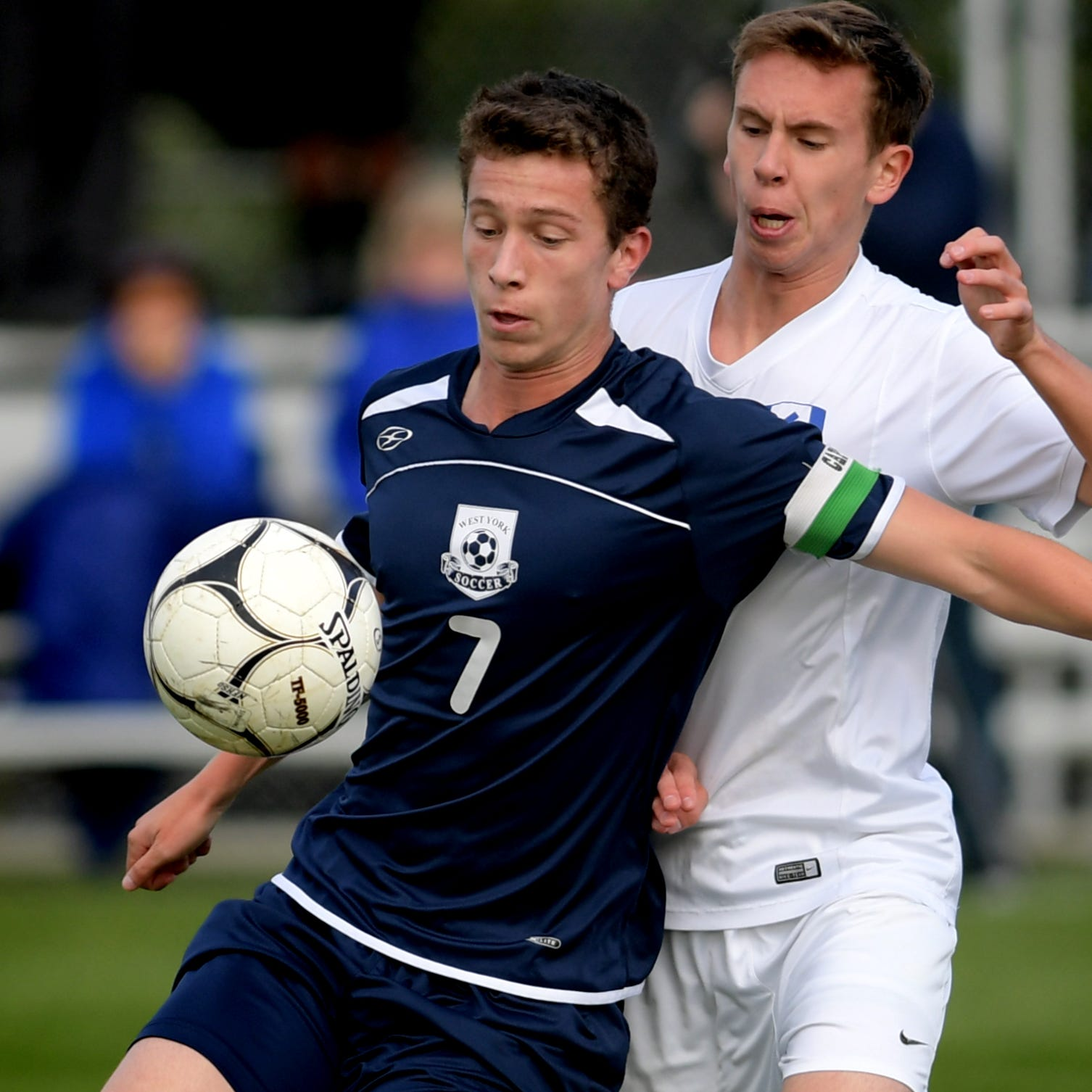 District 3 soccer, Monday, Oct. 22: West York boys blank Lampeter-Strasburg in 3-A opener