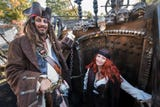 Meet A.J. Rosbrook, who built the 'Pirates of Caribbean' float that won  in Manchester/ Mt. Wolf parade