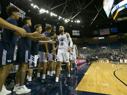 Washington At Nevada Basketball929