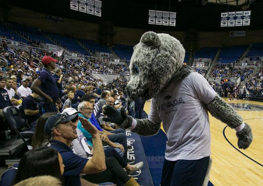 Washington At Nevada Basketball887