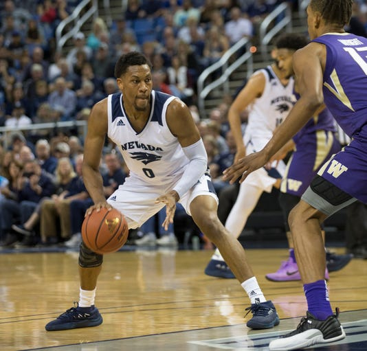 Washington At Nevada Basketball818