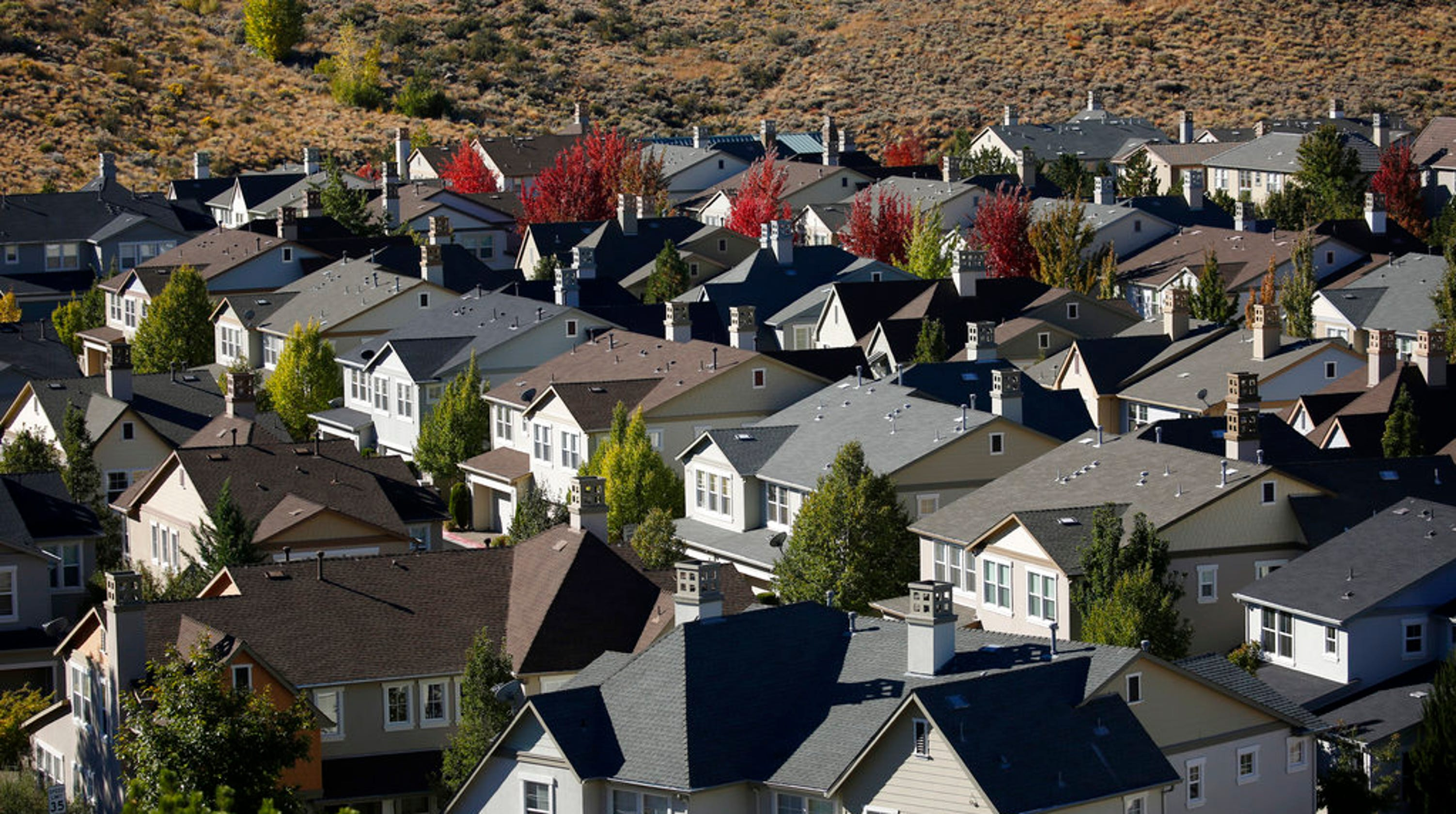 Reno housing sets new record as median price breaks $420,000