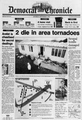 Tornado strikes Batavia in September 1993