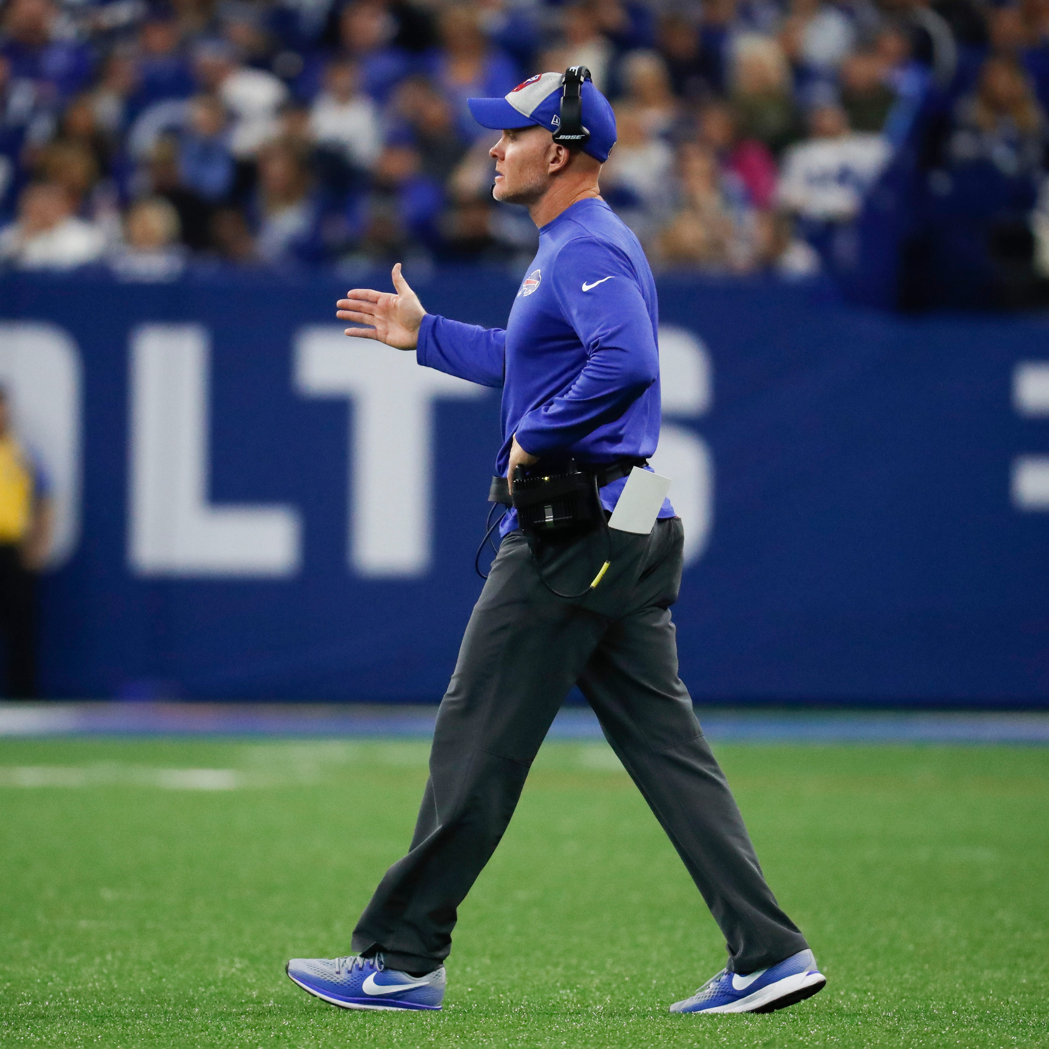 Maiorana: Firing Brandon Beane and Sean McDermott would be 'ridiculous'