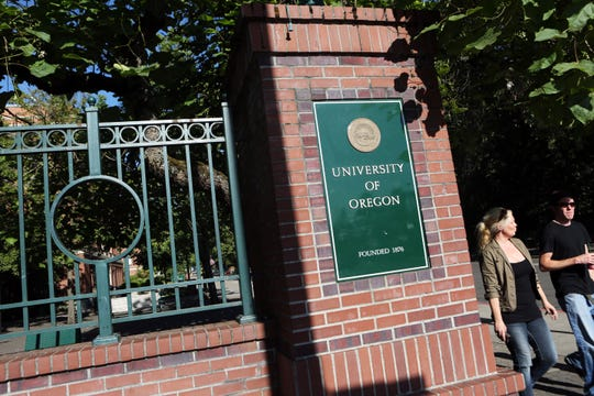6. University of Oregon