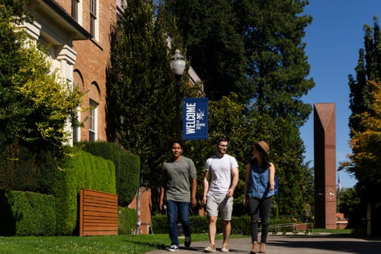8. George Fox University