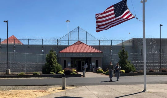The Federal Correctional Institution in Sheridan, Oregon.