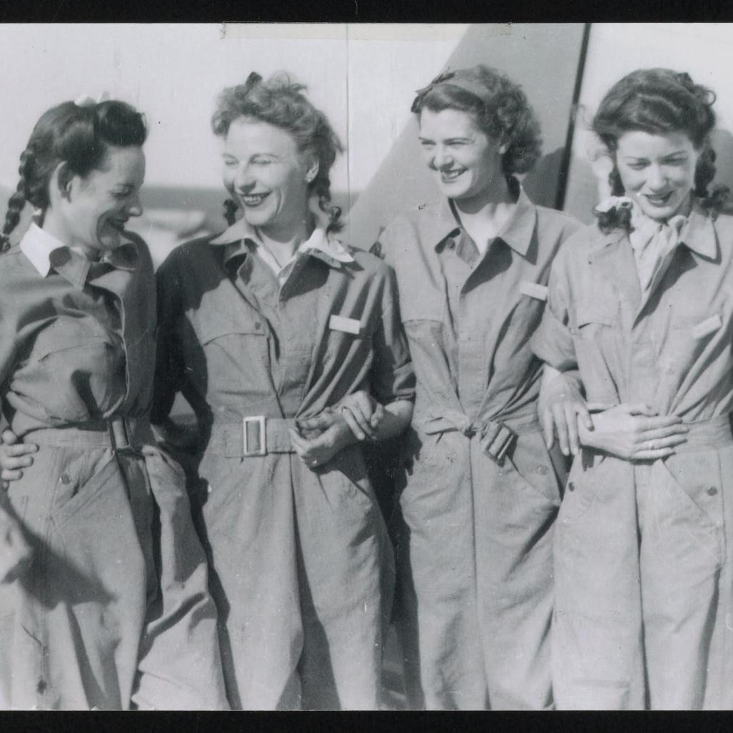 San Angelo exhibit peels back layers on history of women  — including WWII's WASPs