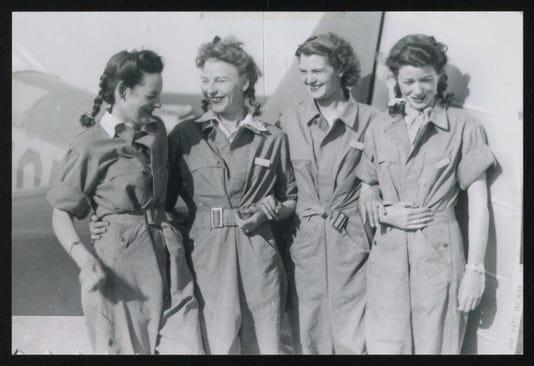 Wasp Museum Women In Flight Suits