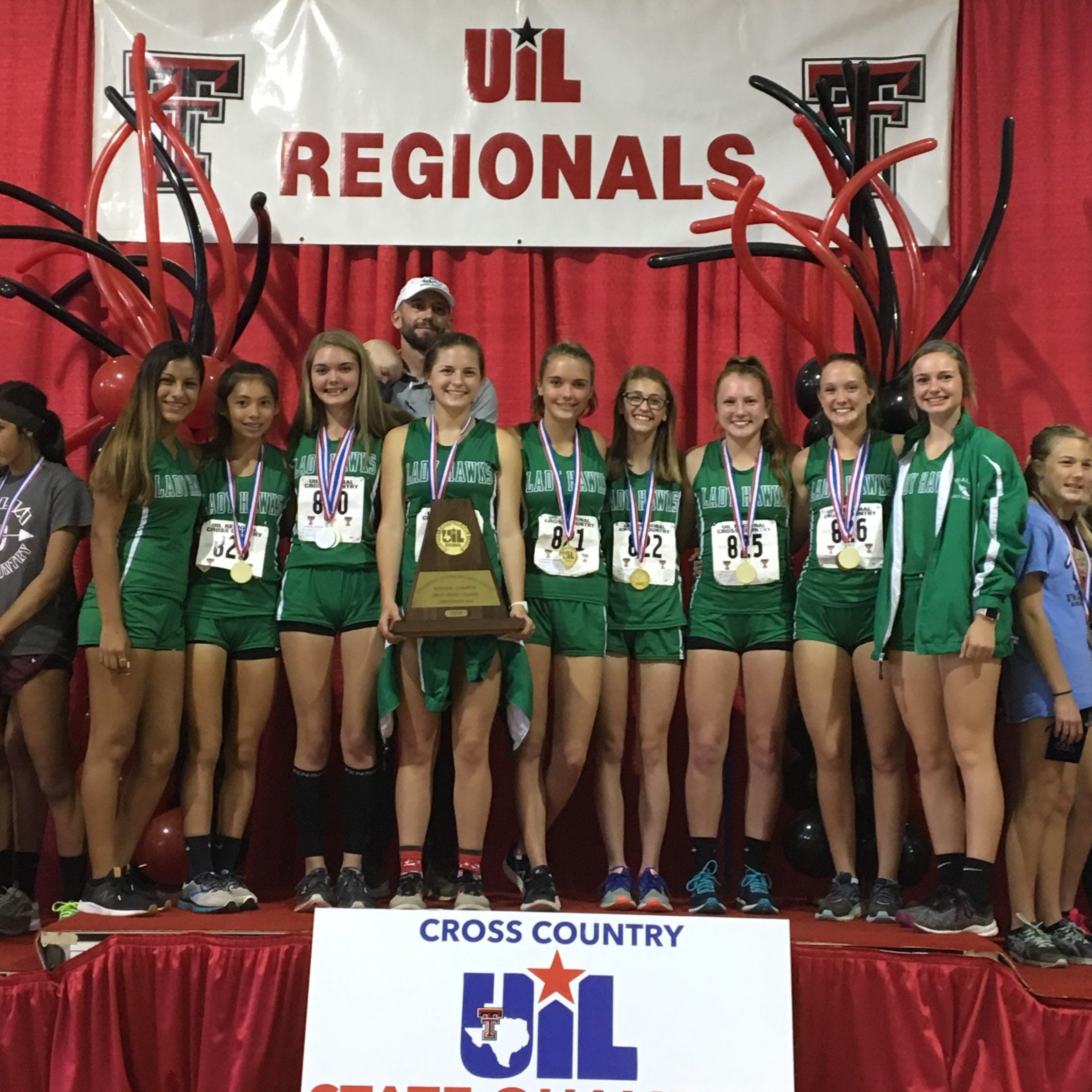 CROSS COUNTRY ROUNDUP: Wall girls, Brady's Limbaugh win regional titles