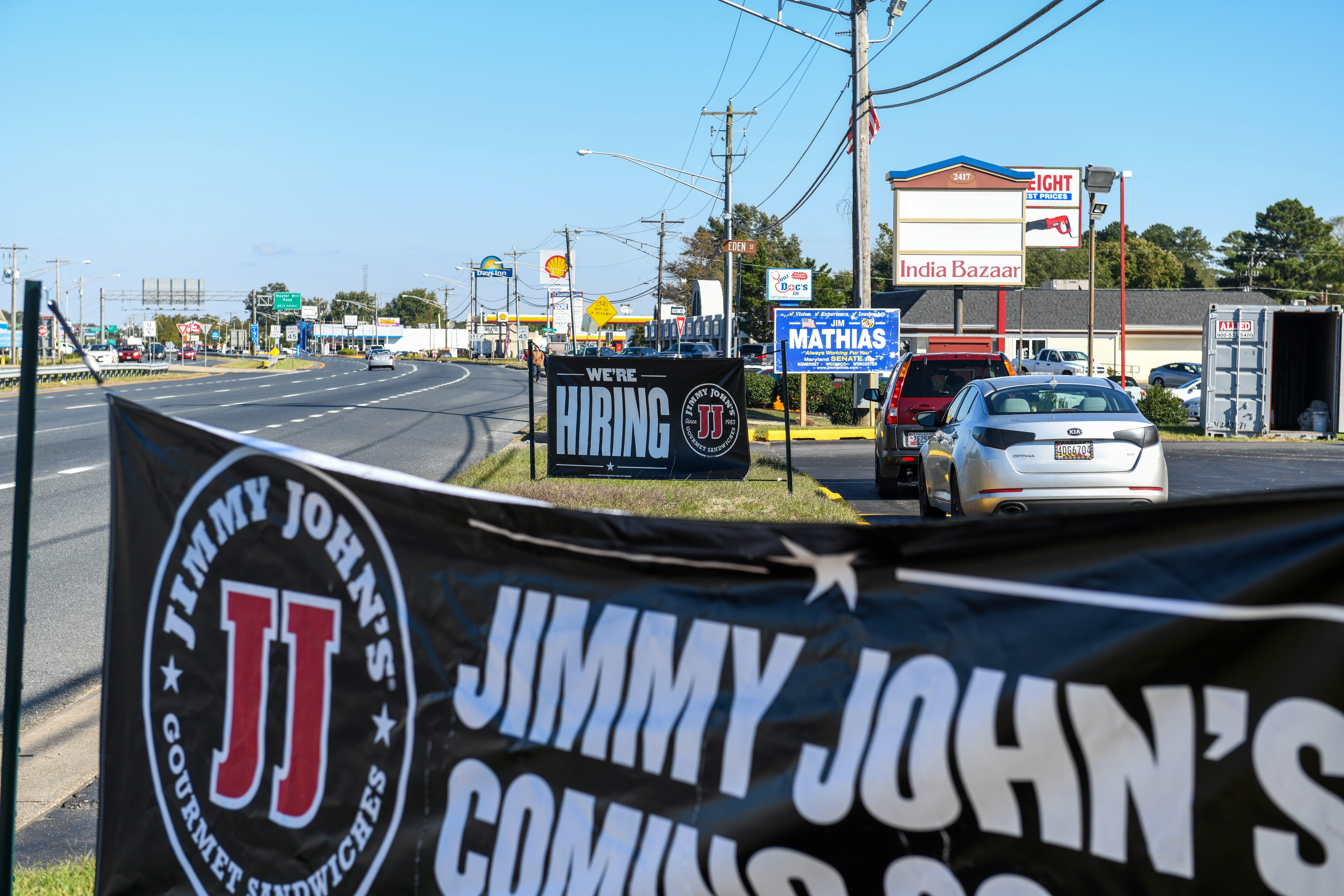 WATCH: New Jimmy John's coming to Salisbury