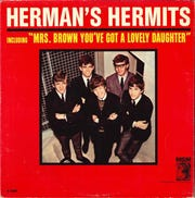 Herman's Hermits album cover.
