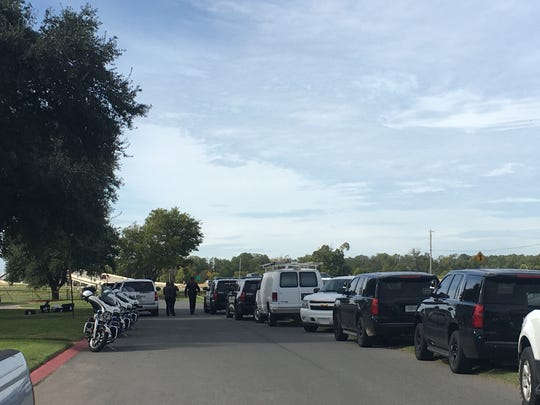 A body was found outside the Cordova Court Apartments in Bossier City.