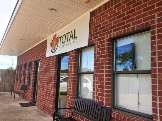 Total Health Clinic opened in Bossier City on Oct. 8.