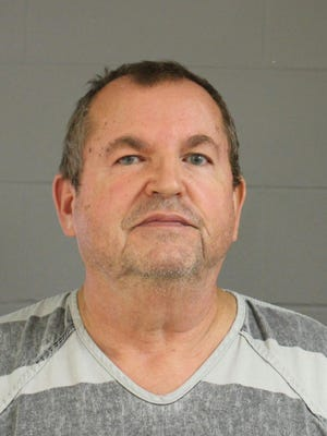 Willard Allan Dathe, 68, is accused of trying to deliver a gun to a penitentiary prisoner. Dathe is a chemical dependency counselor for the penitentiary.