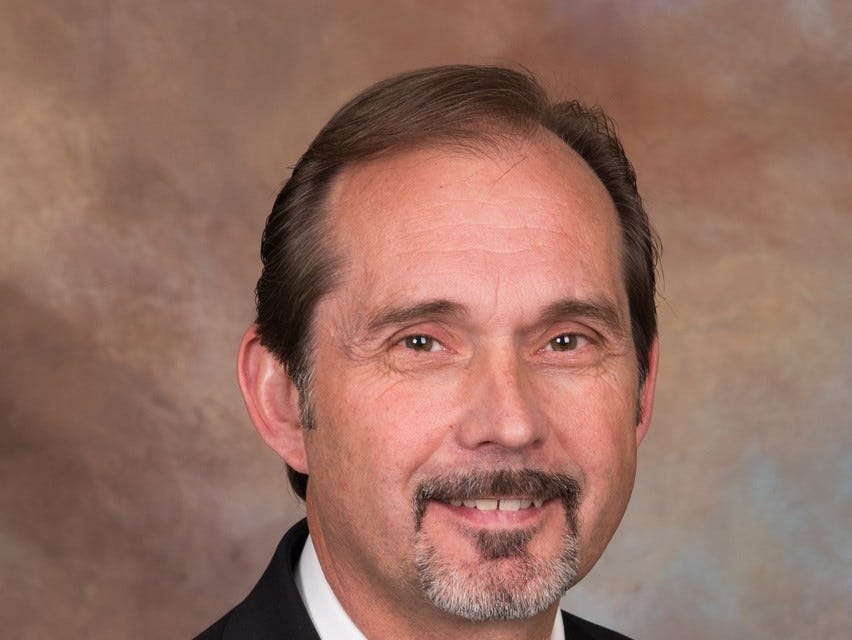 Steven Haugaard is running for a seat in the Statehouse representing District 10.