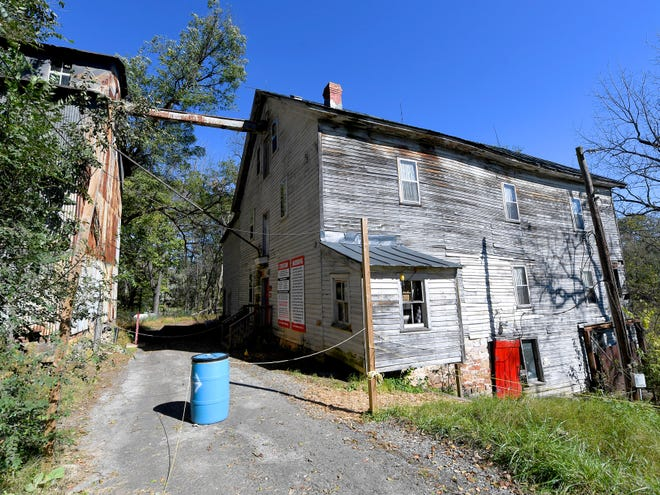 The 18th century Coiner's Mill is home of Madame Redrum's Nine Gates of Doom haunted house, located in Waynesboro.