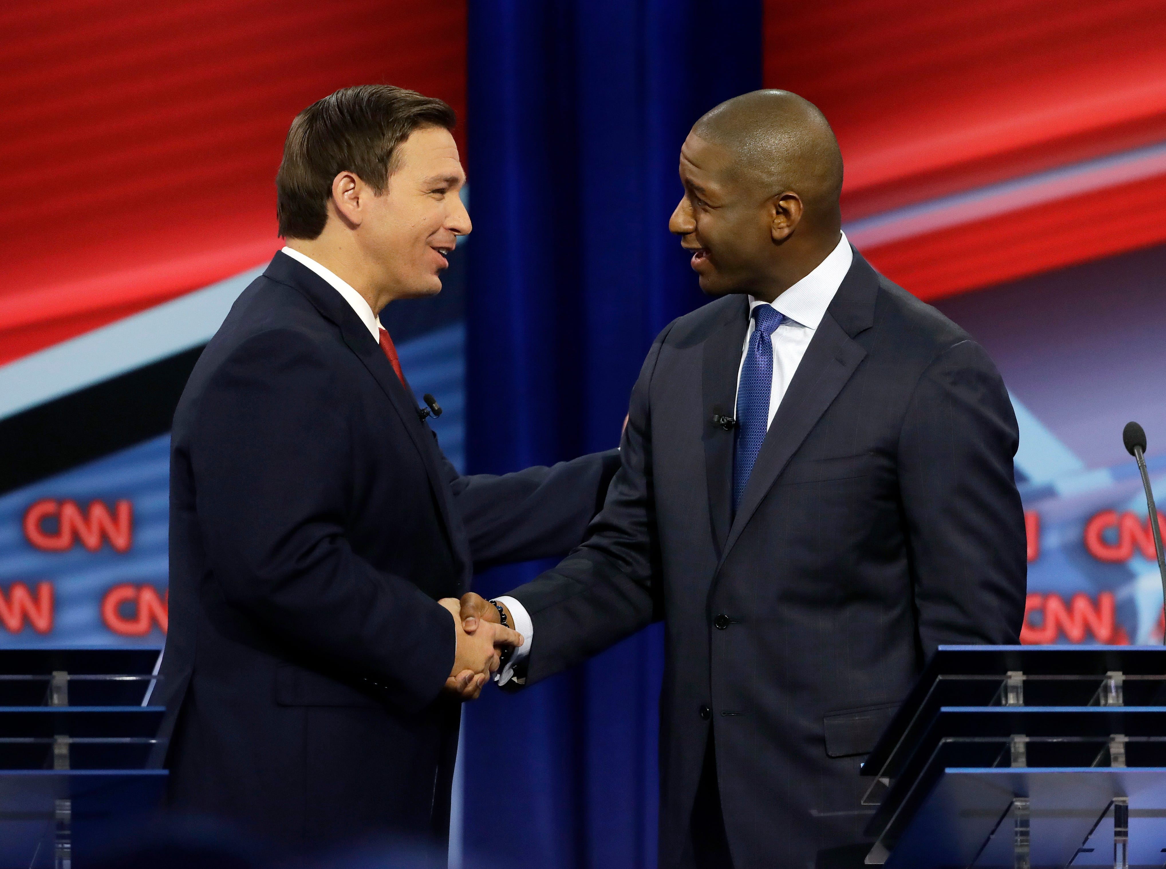 Andrew Gillum vs. Ron DeSantis: A voter guide to the Florida governor's race