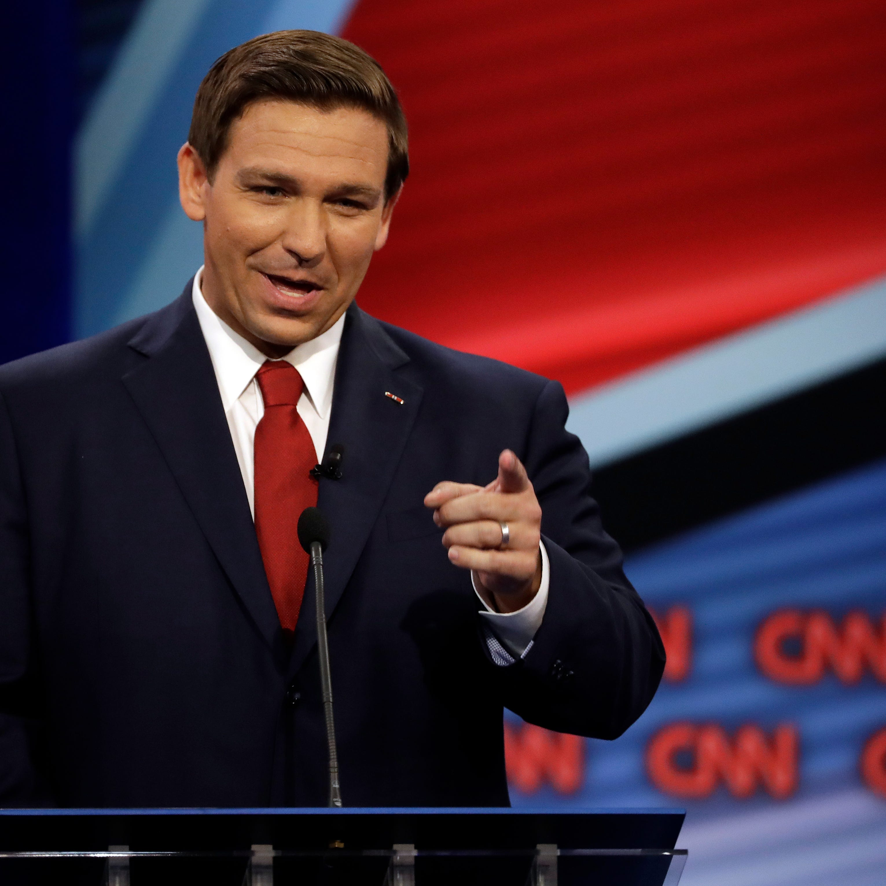 GOP candidate Ron DeSantis backs out of meeting with USA TODAY NETWORK - Florida