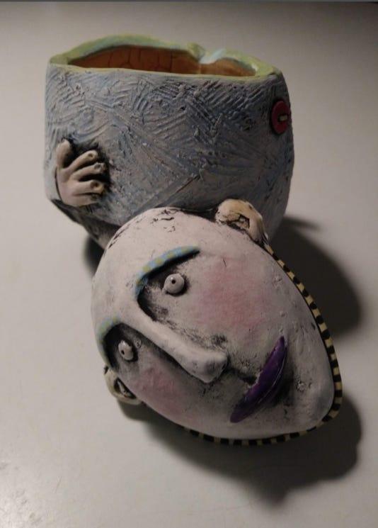 1031 Ynsl Art Clay By Ginny Piech Street