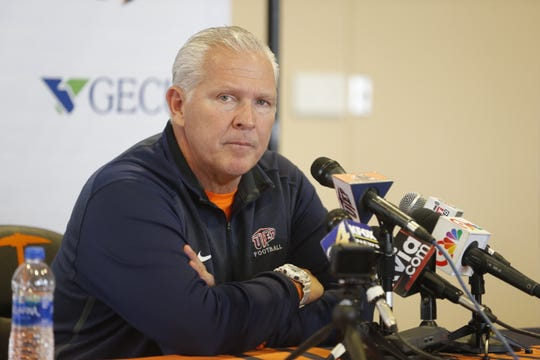 UTEP football head coach Dana Dimel spoke about the Miners upcoming home game against UAB Saturday.