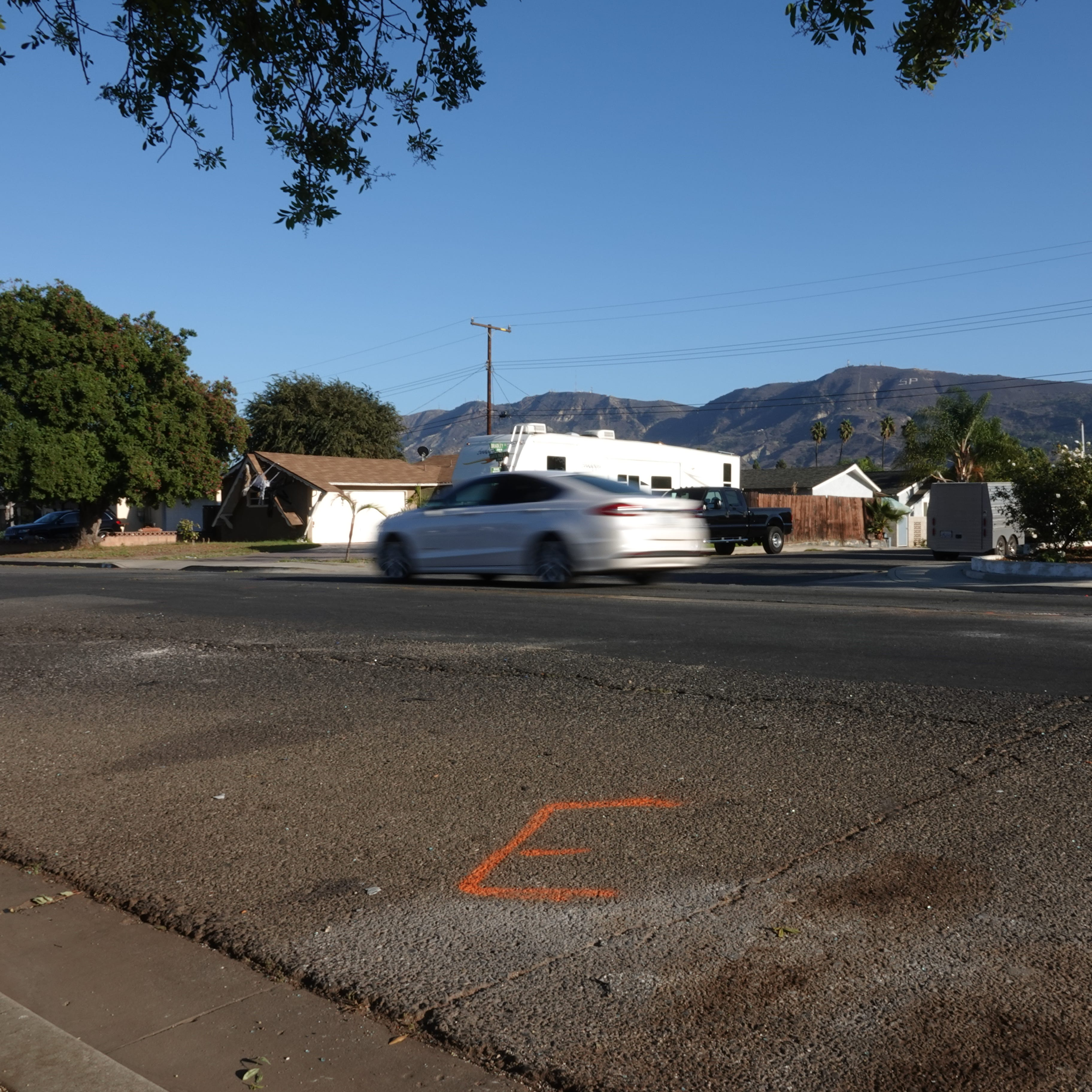 Fatal crash in Santa Paula, collisions in Thousand Oaks and near Ojai
