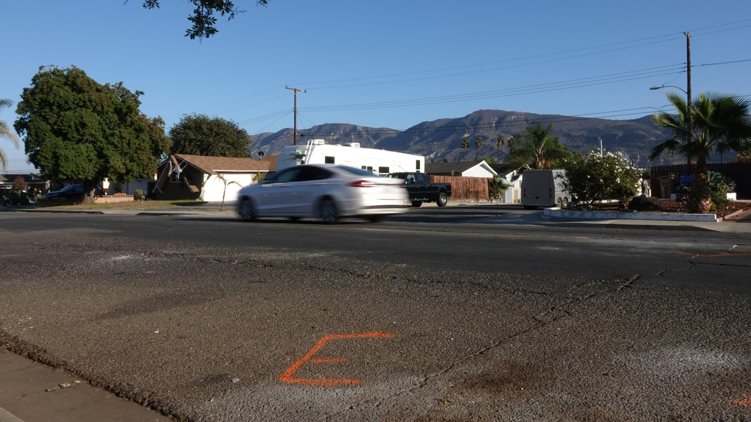Fatal crash in Santa Paula, crashes in Thousand Oaks and
