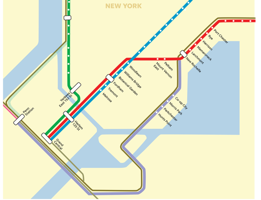 Hell Gate Proposed Line
