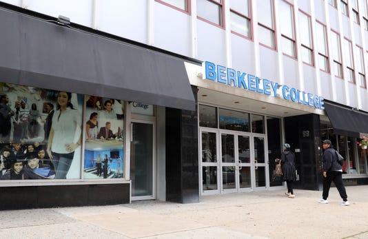 Berkeley College Building