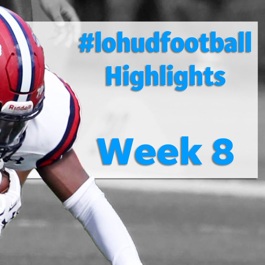 Football: Week 8 highlights; Vote for the top play here!