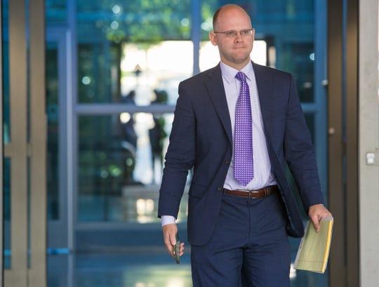 Defense Attorney Jason Antoine