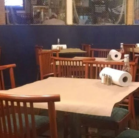 Lestardo's Crab House temporarily closed after inspector finds mouse droppings in kitchen