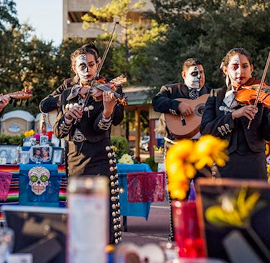 'Los Muertos: A Celebration of Life' a festival to observe those loved and lost