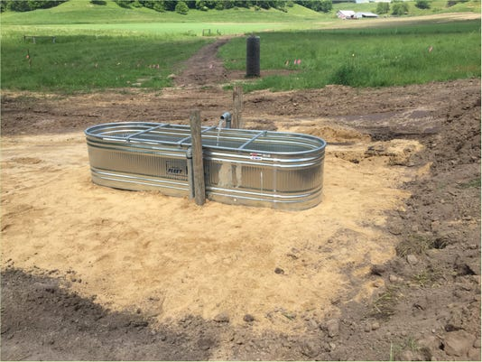 Watering Facility