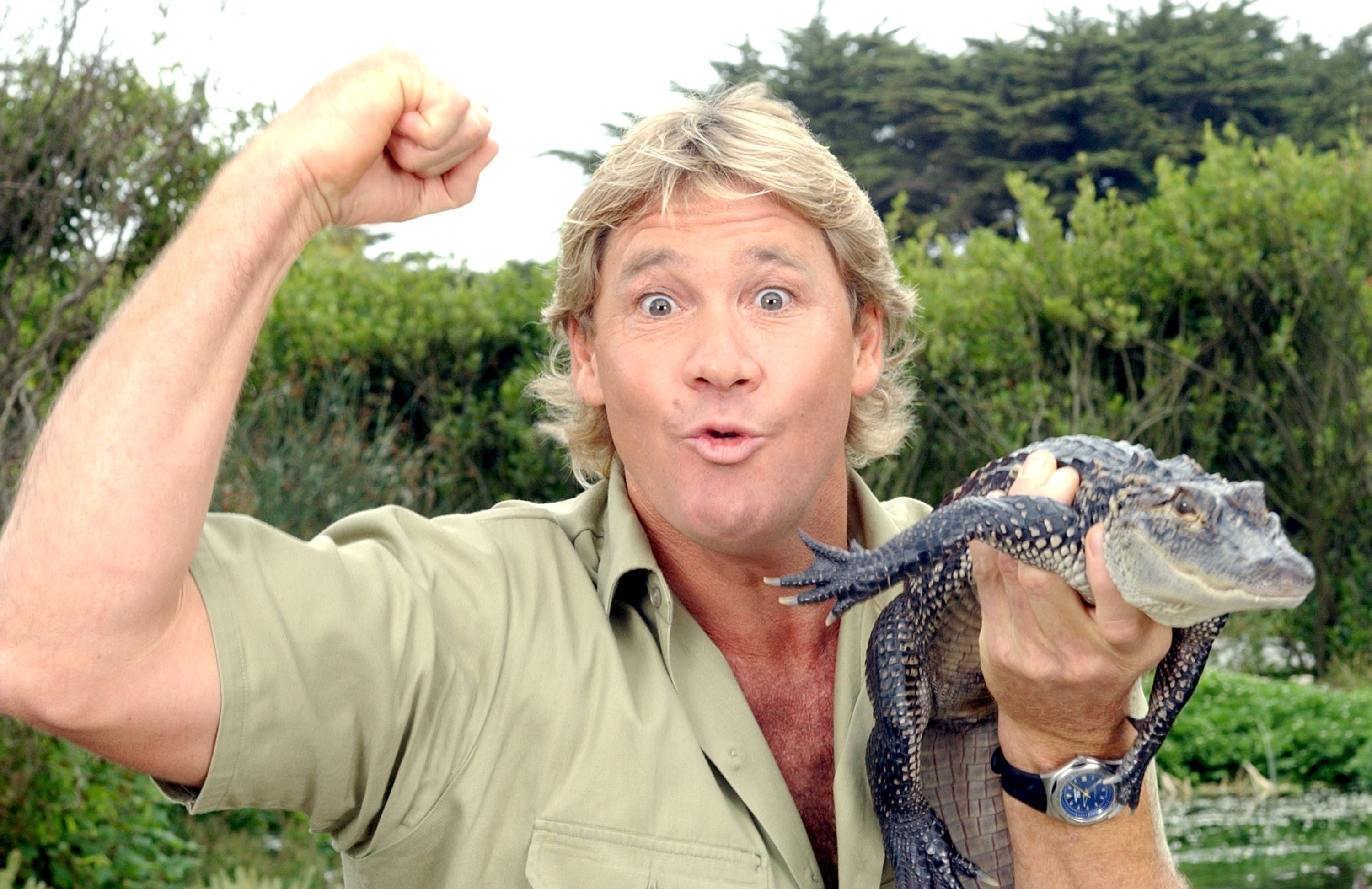 Twitter rips PETA for criticizing Steve Irwin's Google doodle on the late conservationist's birthday